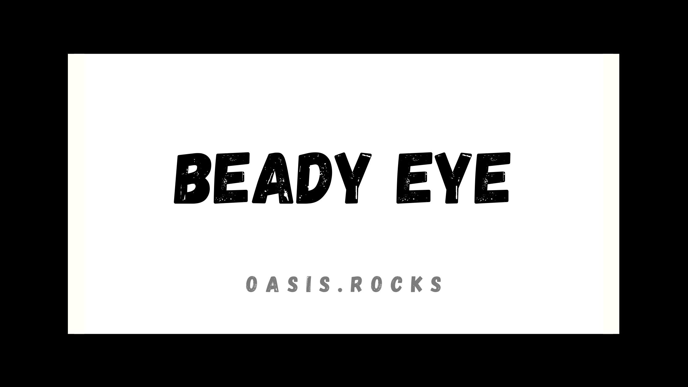 Nach dem Oasis-Aus gründete Liam Gallagher Beady Eye, doch die Band überdauerte nicht lange.