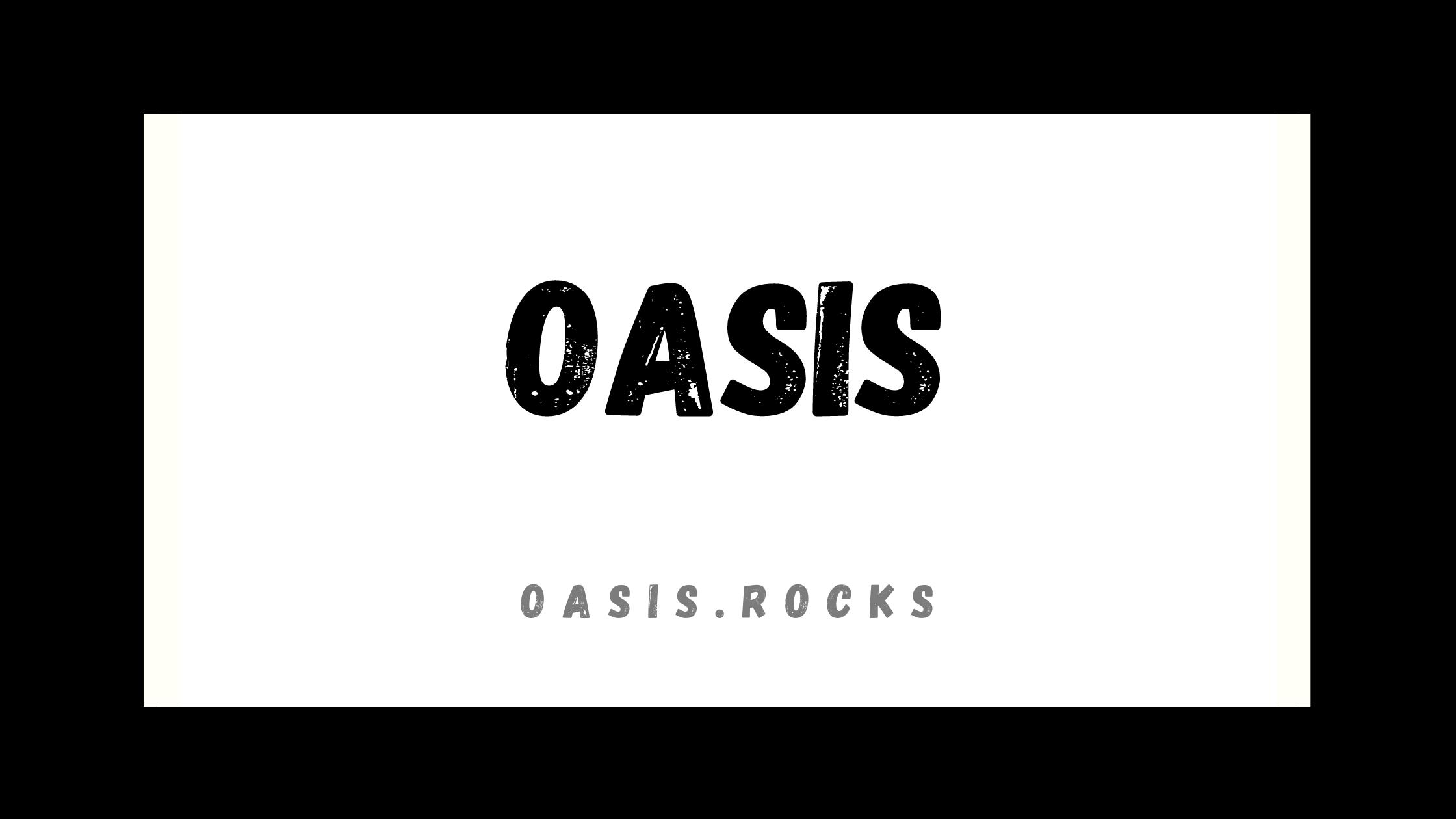 Oasis gehört zu den prägendsten Bands des Britpop und wurde maßgeblich von den Brüdern Liam und Noel Gallagher geprägt.